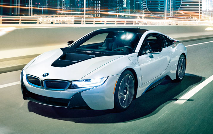 What's mine is yours-for a while. Image:courtesy bmw usa.